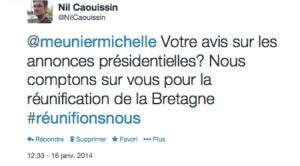tweet #réunifionsnous