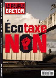 Le Peuple breton de Novembre 2013, expliquant les raisons de notre opposition à l'écotaxe.
