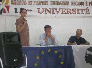 Intervention Anne-Marie Hautant