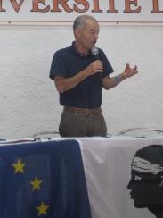 intervention Belkacem Lounès